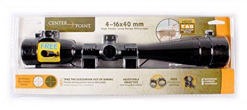 Crosman Centerpoint 4-16x40mm Rifle scope