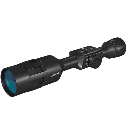 ATN X-Sight 4K Ballistic Calculator Rangefinder Day Night Rifle Scope