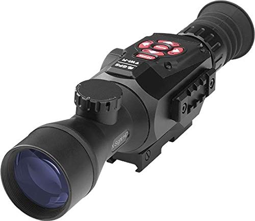 ATN X-Sight II HD 3-14 Smart Day/Night Rifle Scope