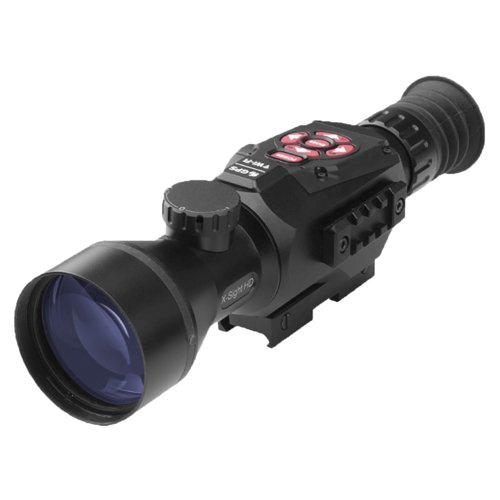 ATN X-Sight II 1080p Ballistic Calculator Day/Night Rangefinder Rifle Scope