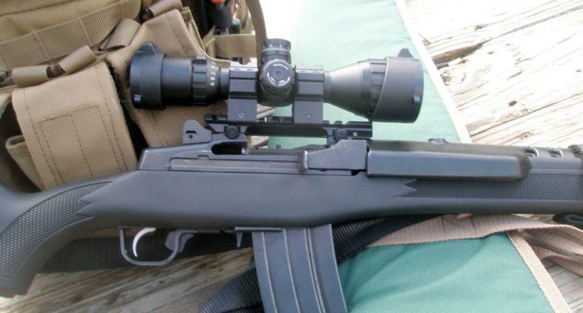 Best Rifle Scope under 100 Dollars