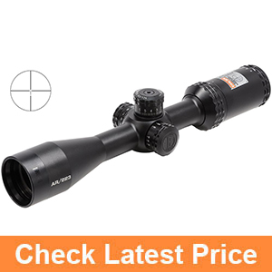 Bushnell Optics Drop Zone BDC Reticle Riflescope