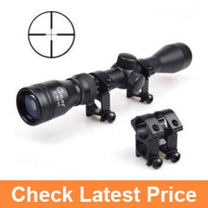 CVLIFE R4 Optics Reticle 3-9x40 Crosshair Scope