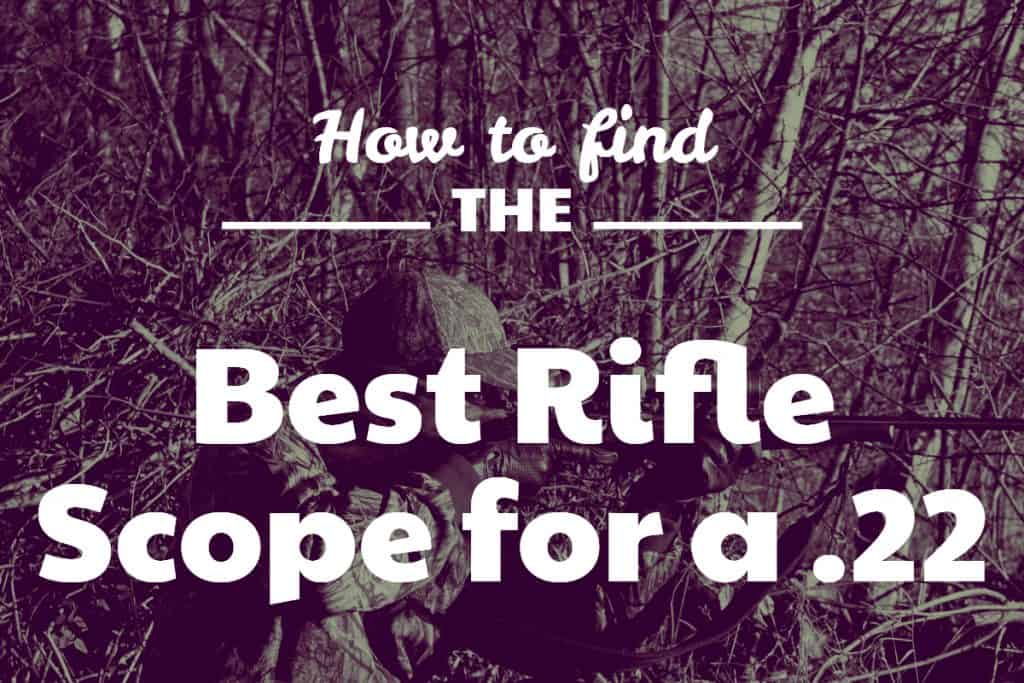 how to find the best rifle scope