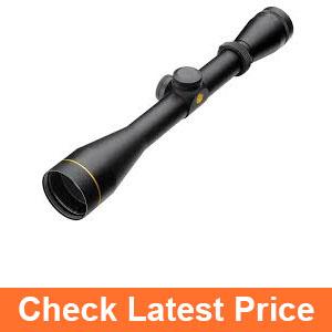 Leupold VX-2 Matte Black 3-9x40mm Duplex Reticle Rifle Scope