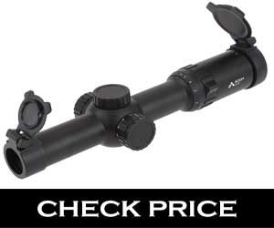 Primary Arms SLX 1-6x24mm Gen III SFP Rifle Scope