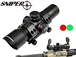 SNIPER Red/green Dot Compact Scope